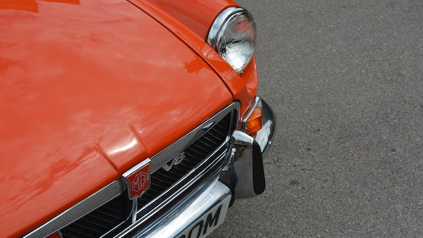 1974 MGB GT V8 For Sale (picture 30 of 170)