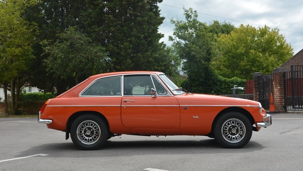 1974 MGB GT V8 For Sale (picture 10 of 170)