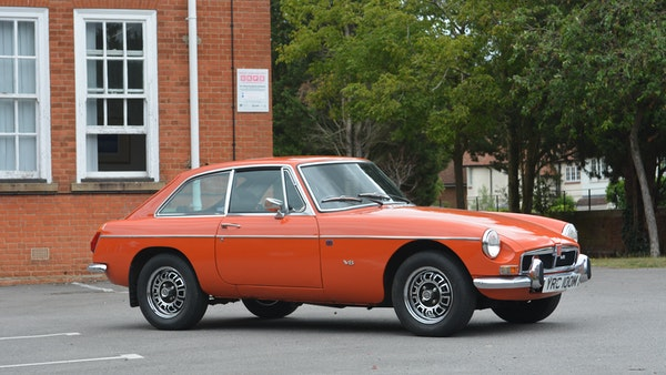 1974 MGB GT V8 For Sale (picture 47 of 170)