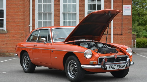 1974 MGB GT V8 For Sale (picture 61 of 170)