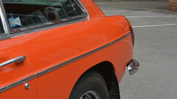 1974 MGB GT V8 For Sale (picture 101 of 170)