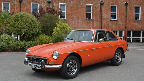 1974 MGB GT V8 For Sale (picture 35 of 170)
