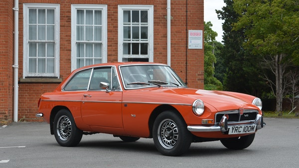 1974 MGB GT V8 For Sale (picture 48 of 170)