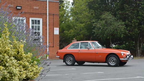 1974 MGB GT V8 For Sale (picture 46 of 170)