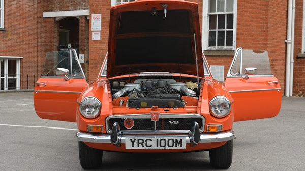 1974 MGB GT V8 For Sale (picture 49 of 170)