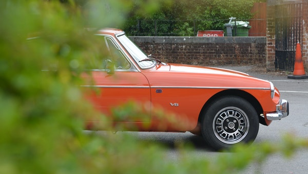 1974 MGB GT V8 For Sale (picture 42 of 170)