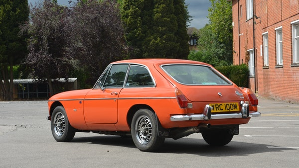 1974 MGB GT V8 For Sale (picture 20 of 170)