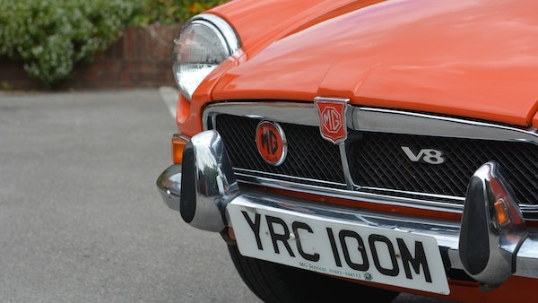 1974 MGB GT V8 For Sale (picture 106 of 170)