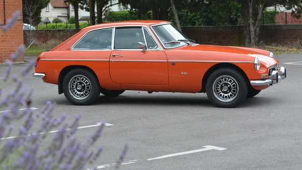 1974 MGB GT V8 For Sale (picture 45 of 170)