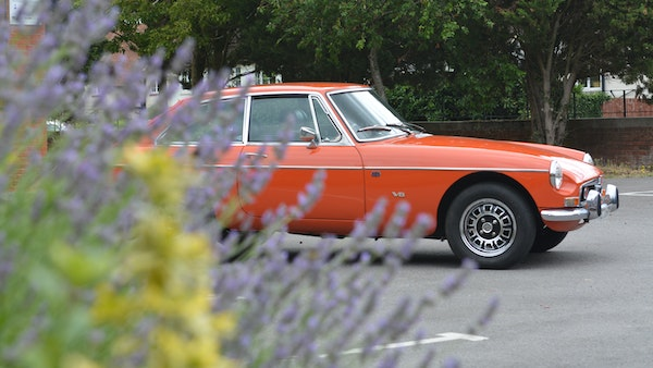 1974 MGB GT V8 For Sale (picture 44 of 170)