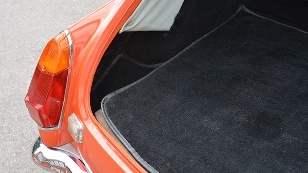 1974 MGB GT V8 For Sale (picture 97 of 170)
