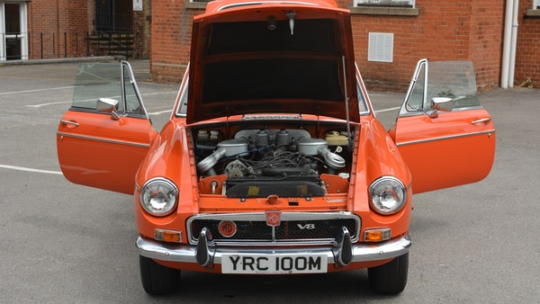 1974 MGB GT V8 For Sale (picture 50 of 170)