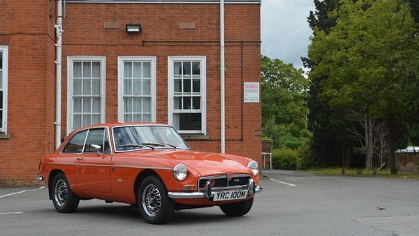 1974 MGB GT V8 For Sale (picture 4 of 170)
