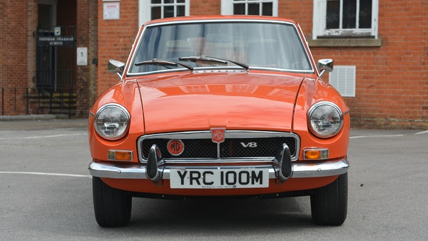 1974 MGB GT V8 For Sale (picture 26 of 170)