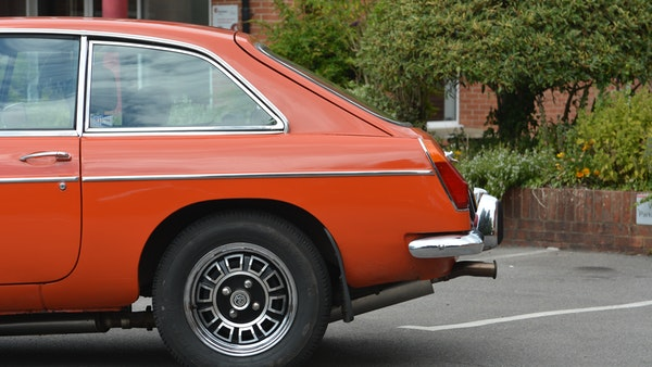 1974 MGB GT V8 For Sale (picture 105 of 170)