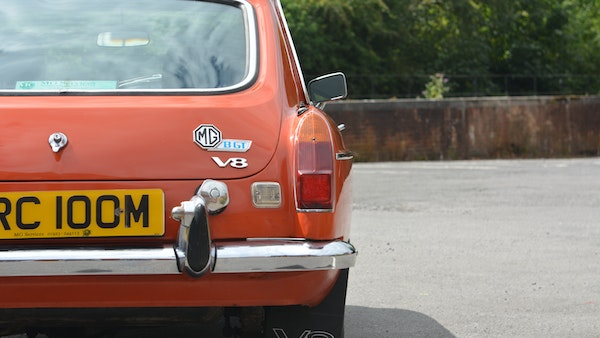 1974 MGB GT V8 For Sale (picture 19 of 170)