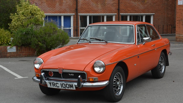 1974 MGB GT V8 For Sale (picture 37 of 170)