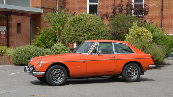 1974 MGB GT V8 For Sale (picture 9 of 170)