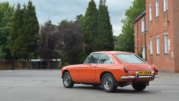 1974 MGB GT V8 For Sale (picture 39 of 170)