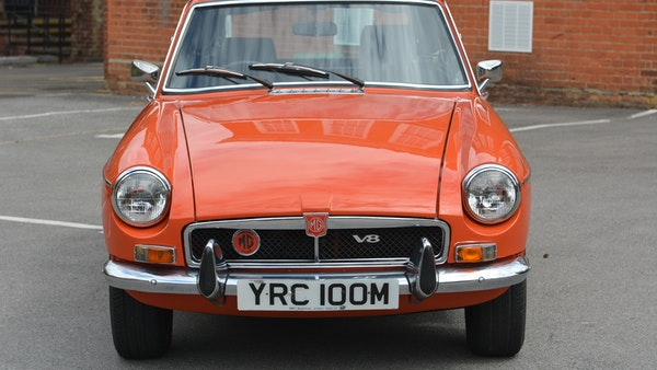 1974 MGB GT V8 For Sale (picture 25 of 170)