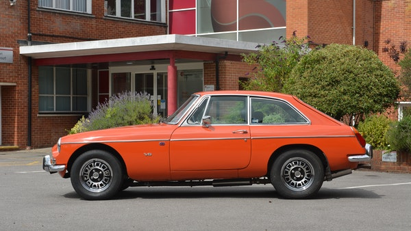 1974 MGB GT V8 For Sale (picture 21 of 170)