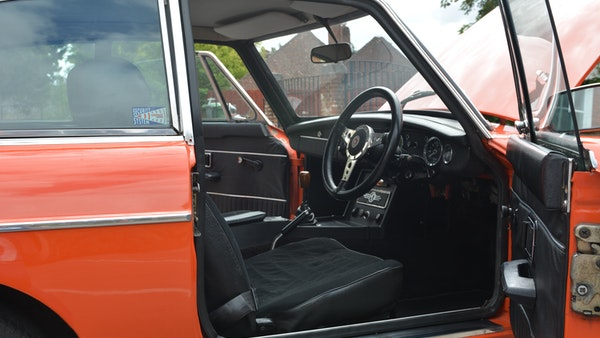 1974 MGB GT V8 For Sale (picture 86 of 170)