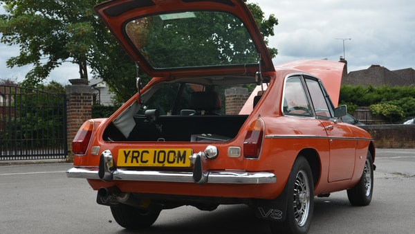 1974 MGB GT V8 For Sale (picture 57 of 170)