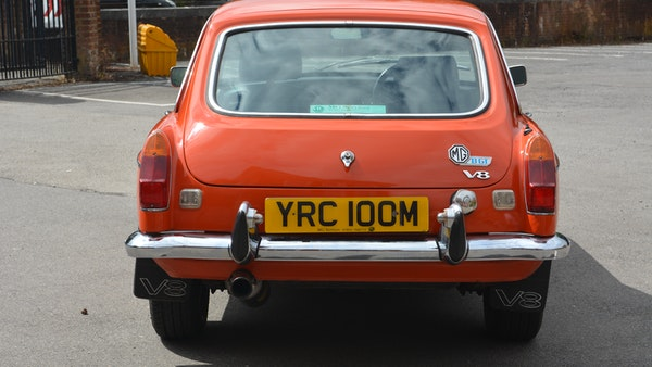 1974 MGB GT V8 For Sale (picture 17 of 170)