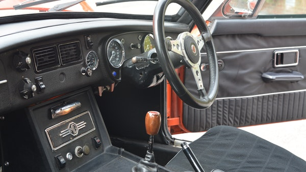 1974 MGB GT V8 For Sale (picture 77 of 170)