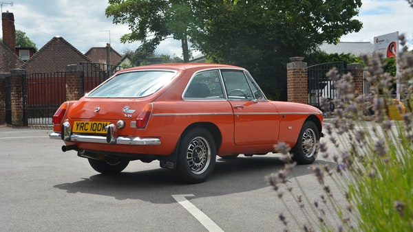 1974 MGB GT V8 For Sale (picture 14 of 170)