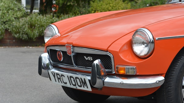 1974 MGB GT V8 For Sale (picture 34 of 170)