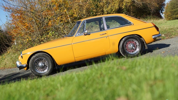 NO RESERVE! - 1972 MGB GT For Sale (picture 21 of 163)
