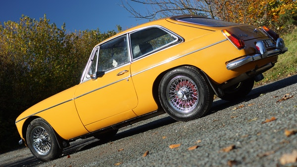 NO RESERVE! - 1972 MGB GT For Sale (picture 10 of 163)