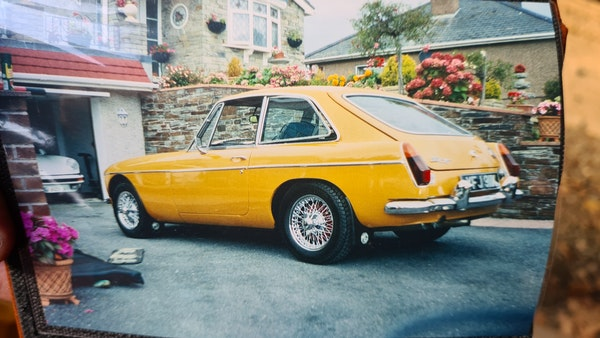 NO RESERVE! - 1972 MGB GT For Sale (picture 152 of 163)