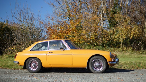 NO RESERVE! - 1972 MGB GT For Sale (picture 11 of 163)