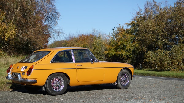 NO RESERVE! - 1972 MGB GT For Sale (picture 12 of 163)