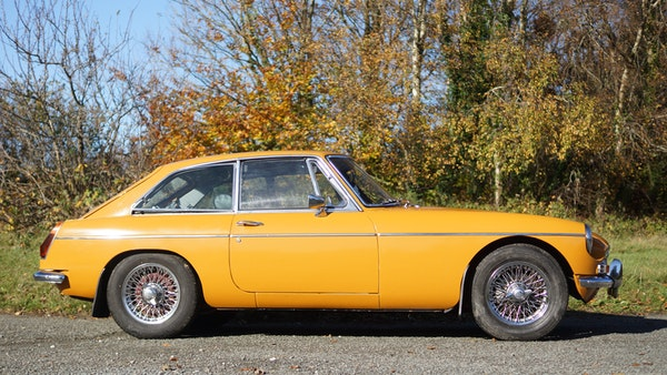 NO RESERVE! - 1972 MGB GT For Sale (picture 4 of 163)