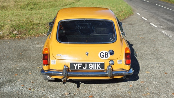 NO RESERVE! - 1972 MGB GT For Sale (picture 8 of 163)