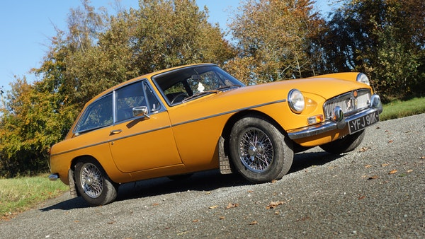 NO RESERVE! - 1972 MGB GT For Sale (picture 1 of 163)