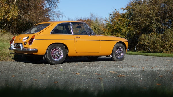 NO RESERVE! - 1972 MGB GT For Sale (picture 13 of 163)