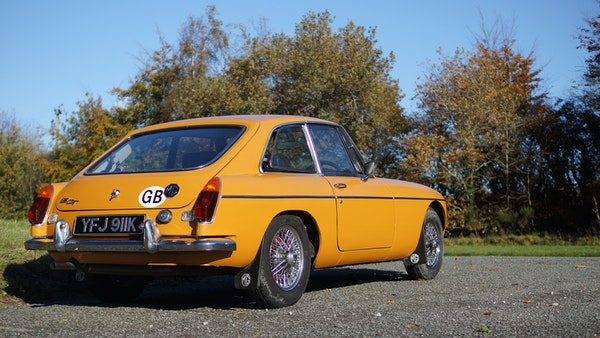NO RESERVE! - 1972 MGB GT For Sale (picture 5 of 163)