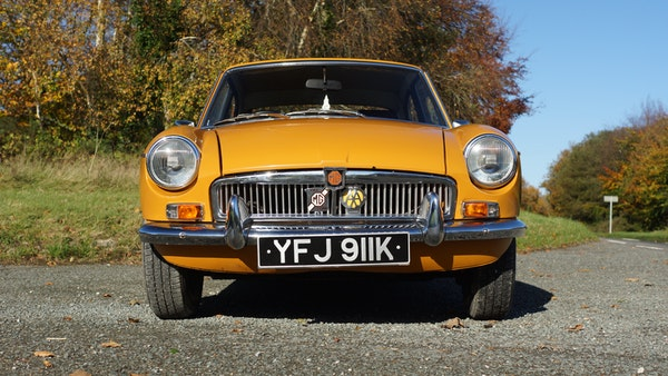 NO RESERVE! - 1972 MGB GT For Sale (picture 7 of 163)