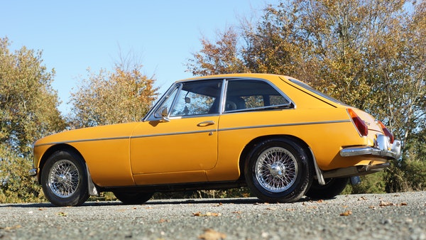 NO RESERVE! - 1972 MGB GT For Sale (picture 6 of 163)
