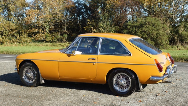 NO RESERVE! - 1972 MGB GT For Sale (picture 18 of 163)