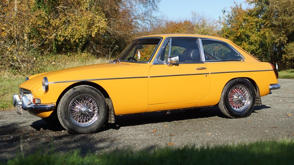 NO RESERVE! - 1972 MGB GT For Sale (picture 22 of 163)