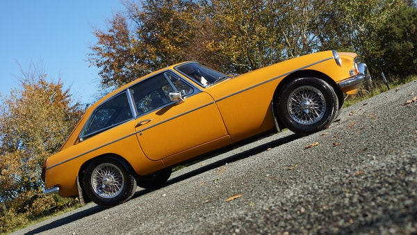 NO RESERVE! - 1972 MGB GT For Sale (picture 17 of 163)