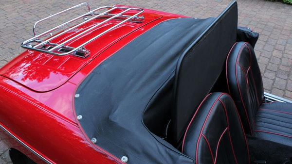 1965 MGB Roadster For Sale (picture 48 of 121)