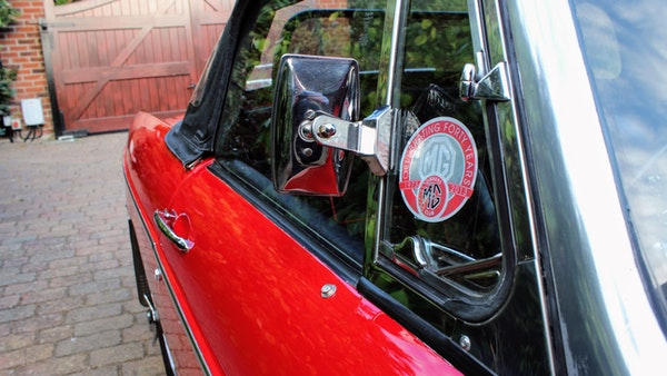 1965 MGB Roadster For Sale (picture 81 of 121)