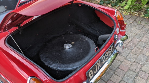 1965 MGB Roadster For Sale (picture 50 of 121)