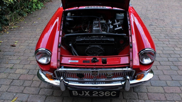 1965 MGB Roadster For Sale (picture 102 of 121)